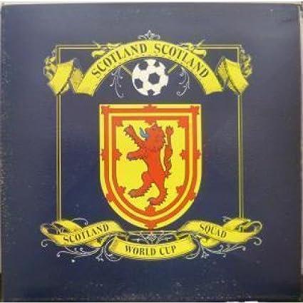 SCOTLAND SCOTLAND LP (VINYL ALBUM) UK POLYDOR 1974