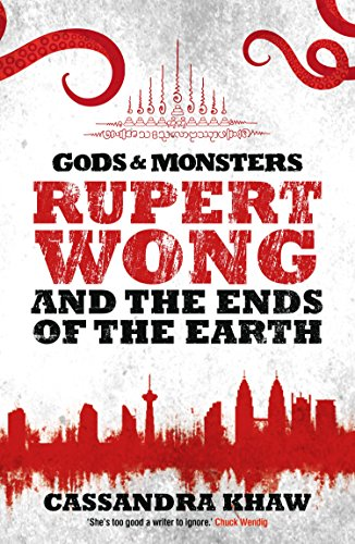 Rupert Wong and the Ends of the Earth