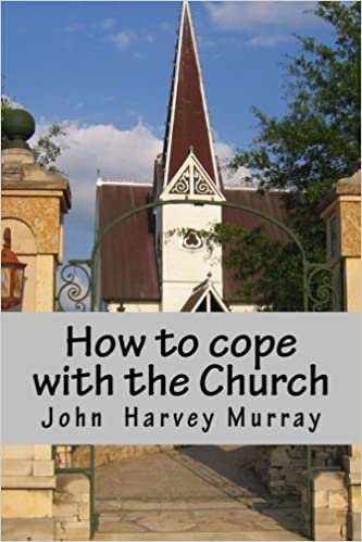 The cover of How to Cope with the Church. Worship is one topic discussed.