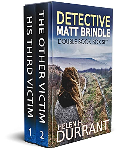 DETECTIVE MATT BRINDLE DOUBLE BOOK BOX SET two utterly gripping crime mysteries (TOTALLY GRIPPING CRIME THRILLER BOX SETS) by [HELEN H. DURRANT]