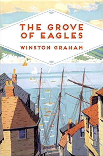 Front cover for the book The Grove of Eagles by Winston Graham