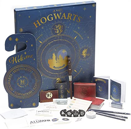 Paladone Harry Potter Advent 2020 Officially Licensed-Christmas Countdown Calendar : Amazon.co.uk: Toys & Games