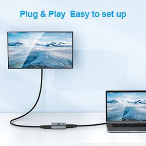 HDMI Splitter HDMI Switch 4K