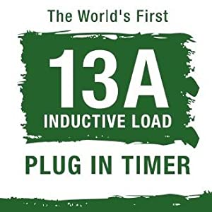 hydroponics timer ,inductive timer ,heavy duty timer