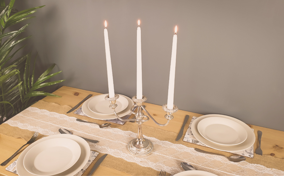 Dinner Taper Candles