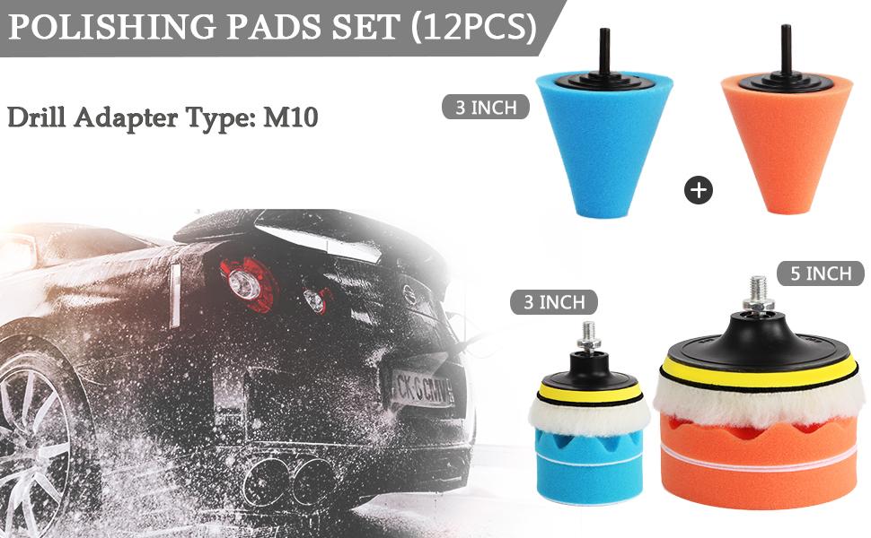 Polishing Pad Kit